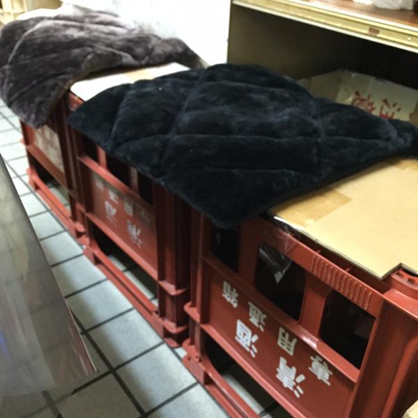 北野酒店の椅子