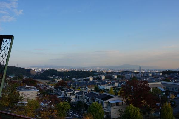 山手台公園からの風景