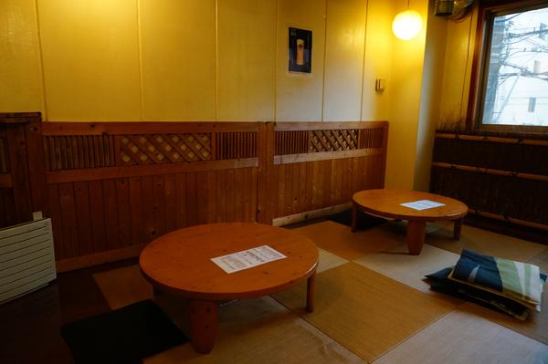 小松屋二階座敷