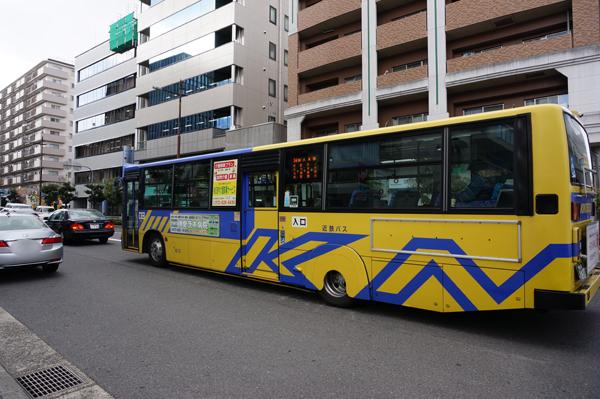 あっ、近鉄バス復刻バージョン発見!待ってぇぇ!! |茨木ジャーナル ...