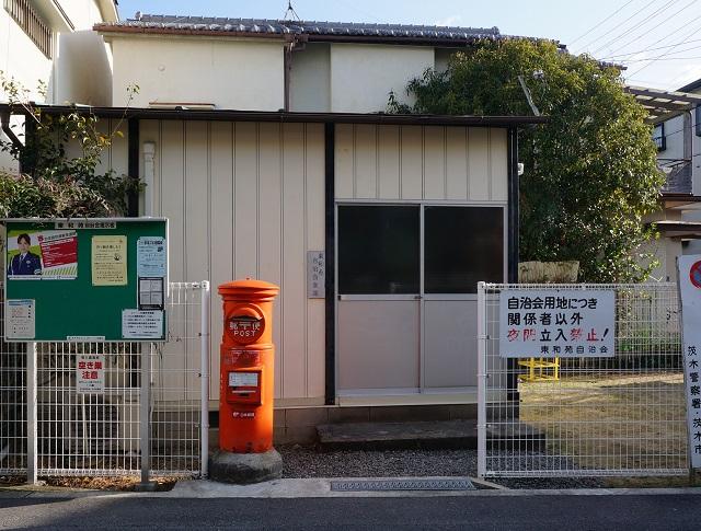 園田の郵便ポスト