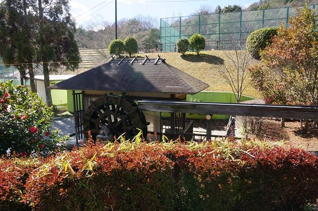 2忍頂寺の水車小屋
