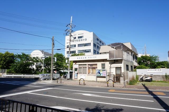 総持寺の交番