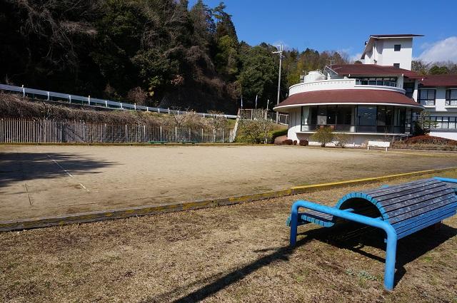 忍頂寺スポーツ公園の広場