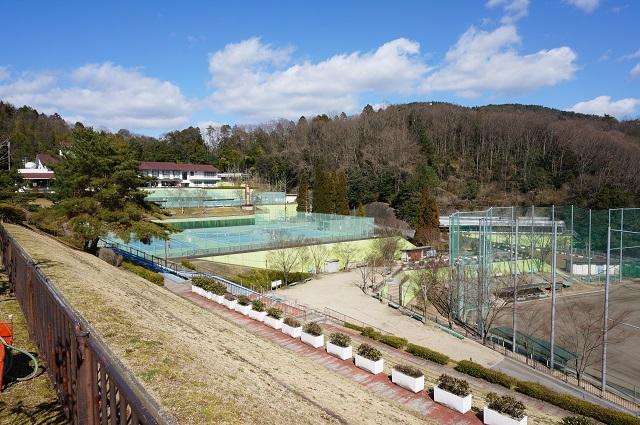 15忍頂寺スポーツ公園全景