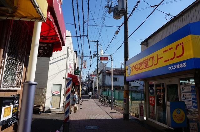 阪急総持寺駅前商店街