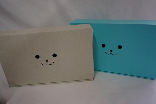 松起紙工タオルの箱