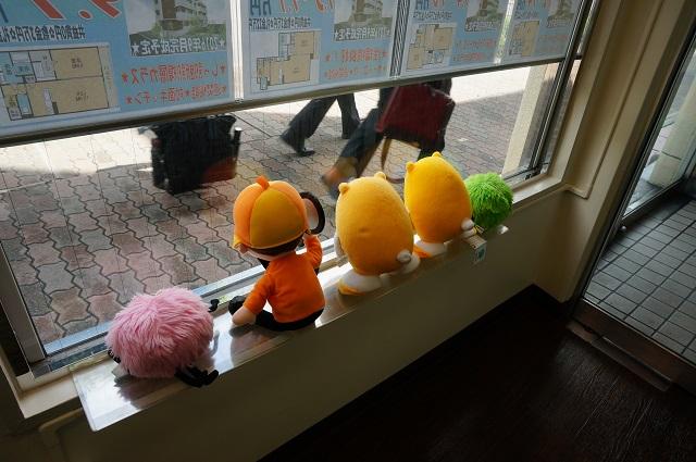 三島コーポレーションアパマンショップ窓際