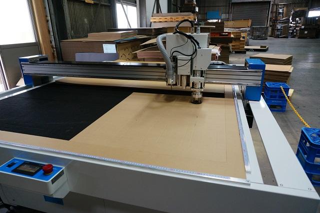 松起紙工サンプルカッター