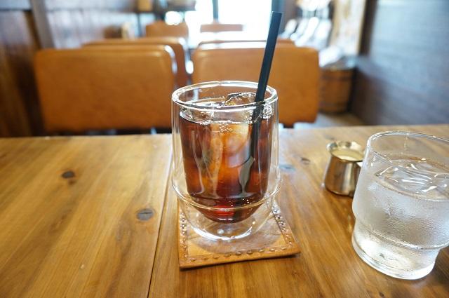 たたらば珈琲アイスコーヒー