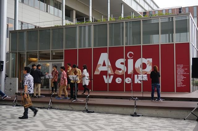 アジアウィークステージ