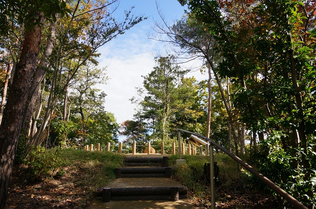 将軍山第1地点遺跡階段3