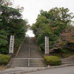 弁天さんの階段