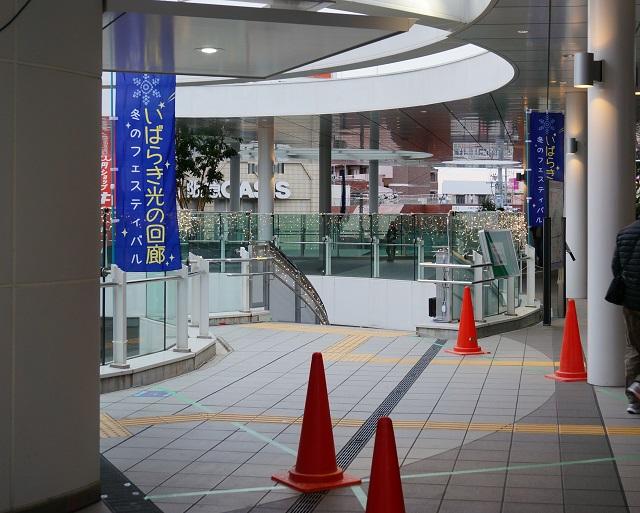 早稲田摂陵吹奏楽演奏前通り道DSC02262