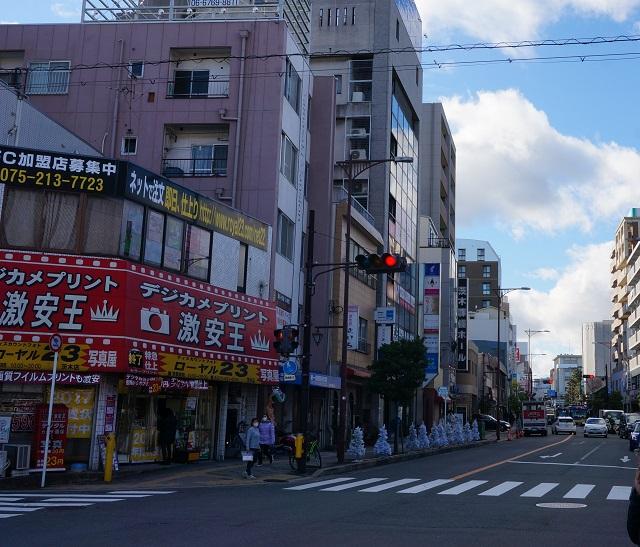 阪急別院から市役所のほうDSC02853