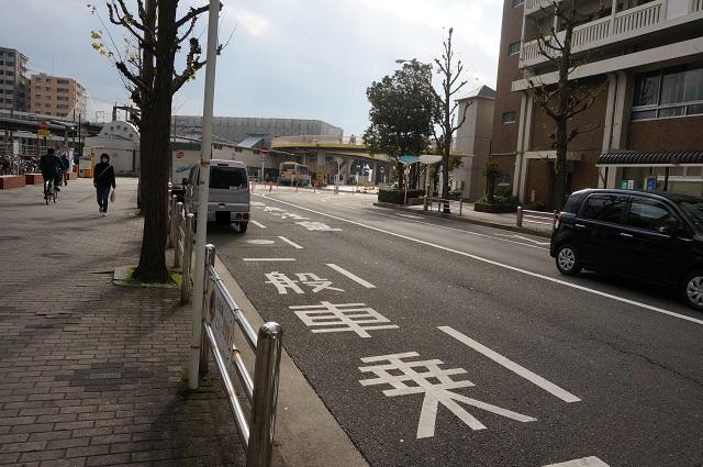 JR茨木駅一時駐車場所DSC02252