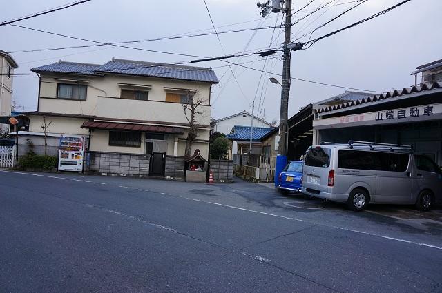 総持寺周辺道路バスが通る予定のところDSC03440