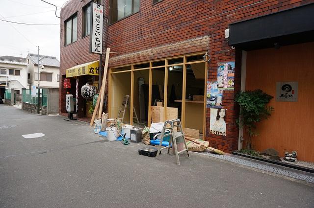 JR茨木肉料理居酒屋工事DSC03833
