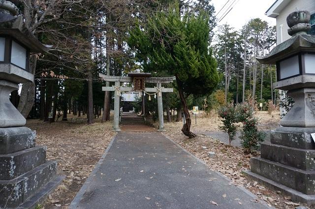太田神社から帰りDSC03901