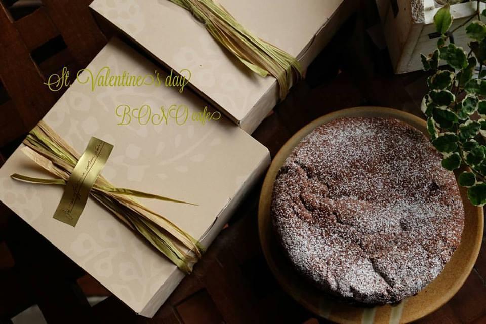 BONOcafeのケーキ