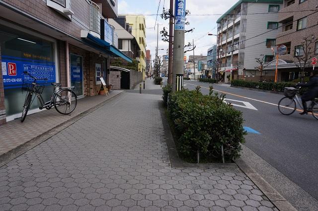 高瀬川通り阪急方面へDSC04322