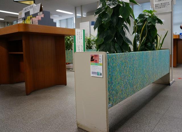 茨木市役所一回プランターDSC04499