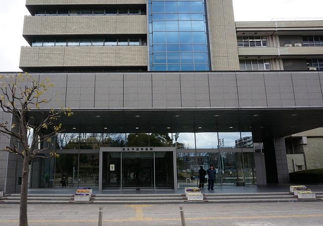 ハブイバラキ茨木市役所南館入口DSC04836