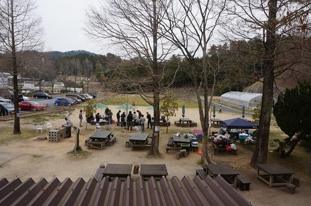 茨木里山センターバーベキュースペースDSC05101