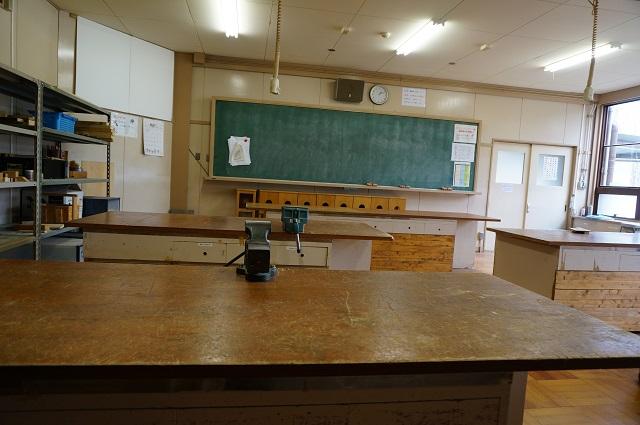 茨木里山センター制作する部屋DSC05093