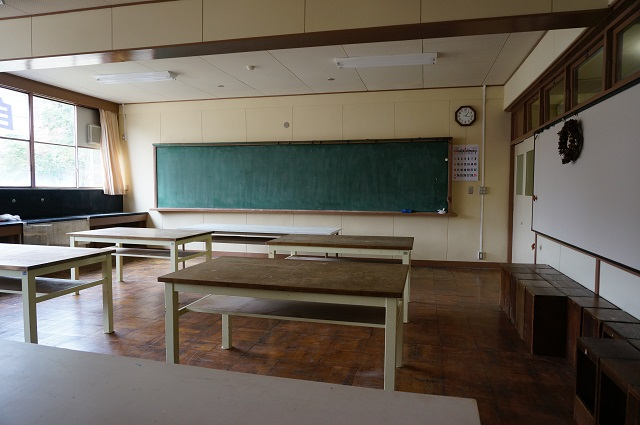 茨木里山センターの元教室DSC05095