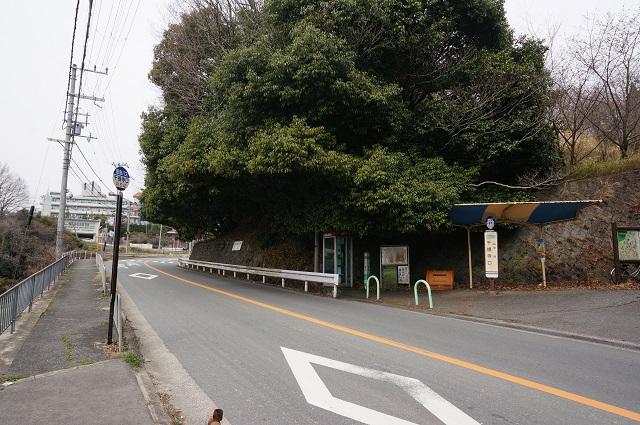 茨木千堤寺口バス停DSC05120