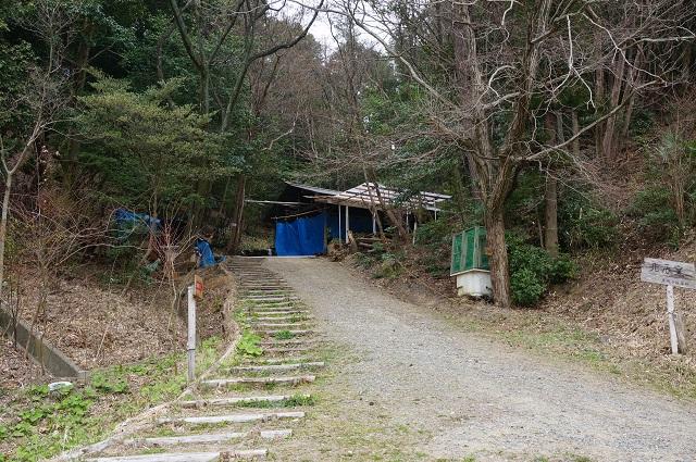 茨木里山センターの窯があるほうDSC05103