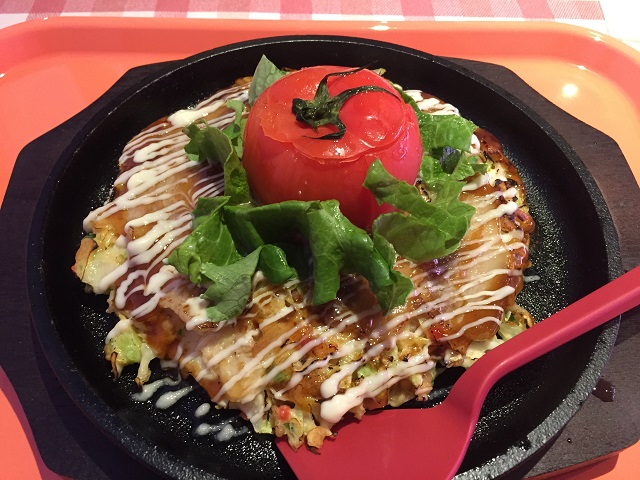 お好み焼きCafe紅組トマトチーズIMG_6167