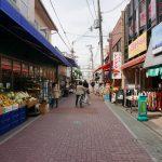阪急茨木本町通り商店街南側からDSC05589