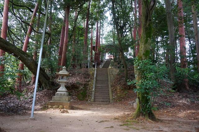 6見山の郷神社もっと上のほうDSC05171