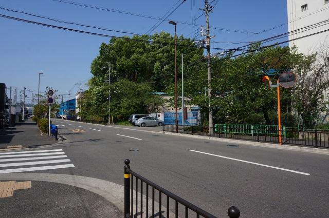太田幼稚園に向かって右方向DSC05807