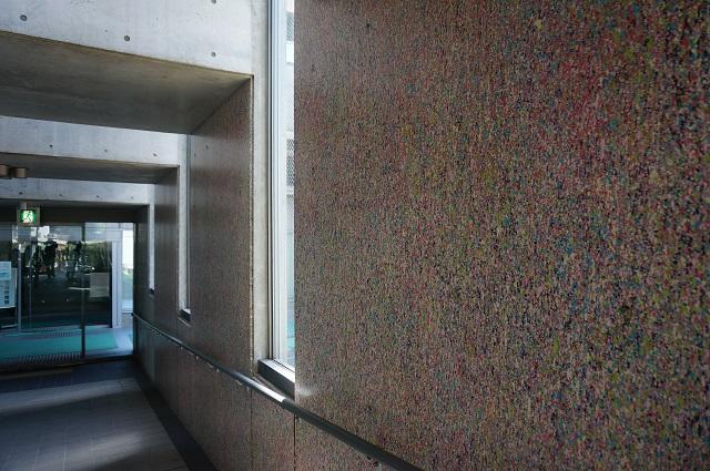 ハブイバラキ市役所渡り廊下本館側からDSC05836
