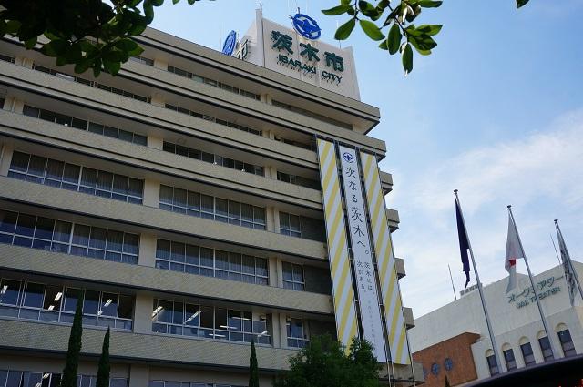 茨木市役所20170609DSC06646