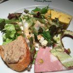 ルナピエナランチの前菜IMG_7143