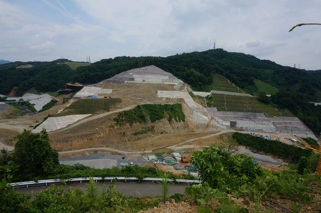 0717安威川ダム風景2DSC07809