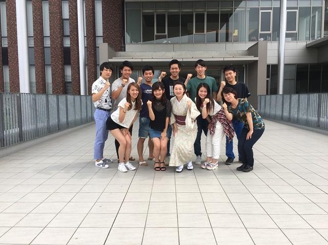 立命館team写真kk