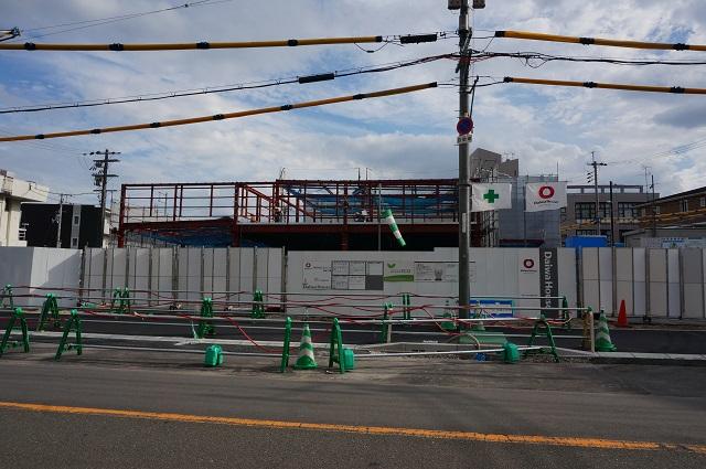総持寺新スーパーの工事DSC08401