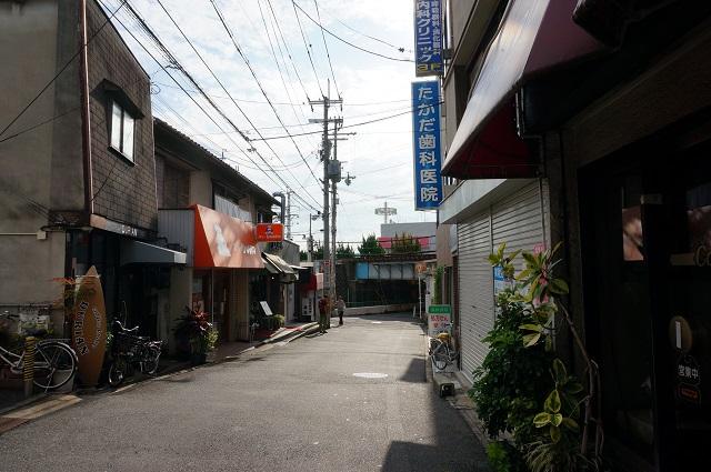 阪急総持寺高架のあるほうDSC08434