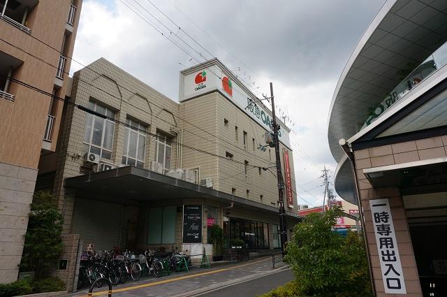 JR東口駐輪場そば阪急オアシスDSC08228