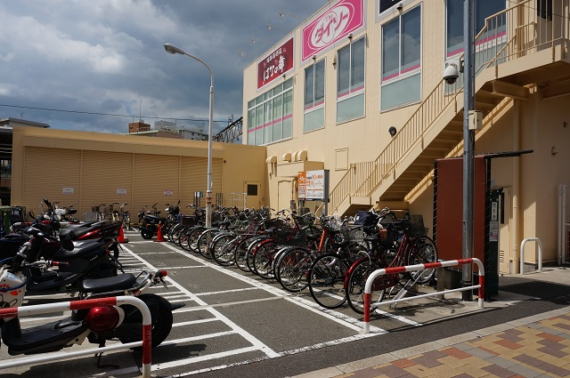 JR東やまや茨木駅前B全景DSC08250