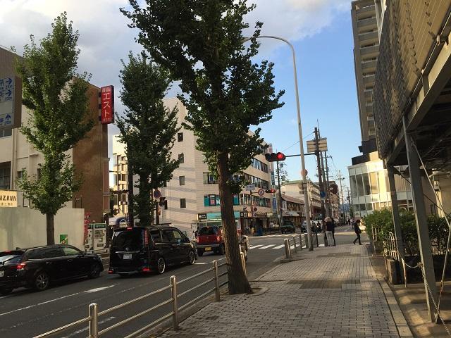 JR茨木から北のほうI