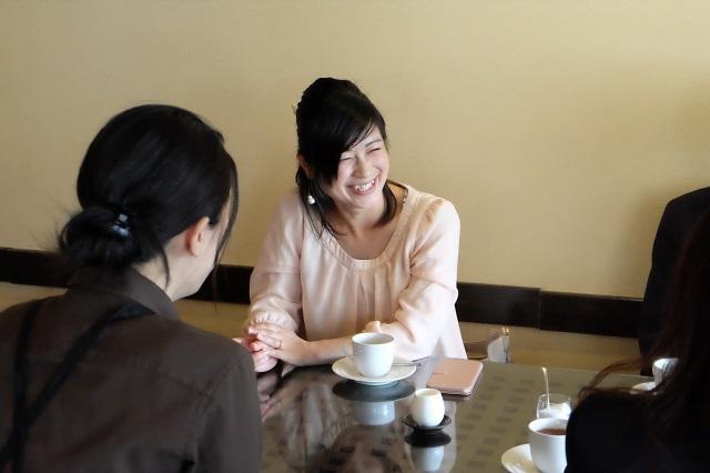 BONOcafeいばジャル座談会西出さんDSCF0243