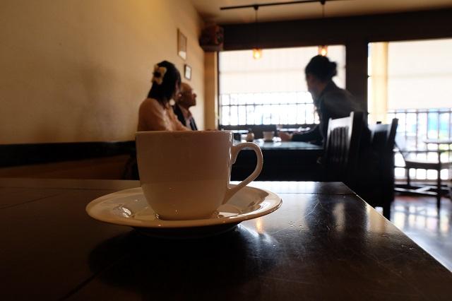 BONOcafeいばジャル座談会コーヒーDSCF0210