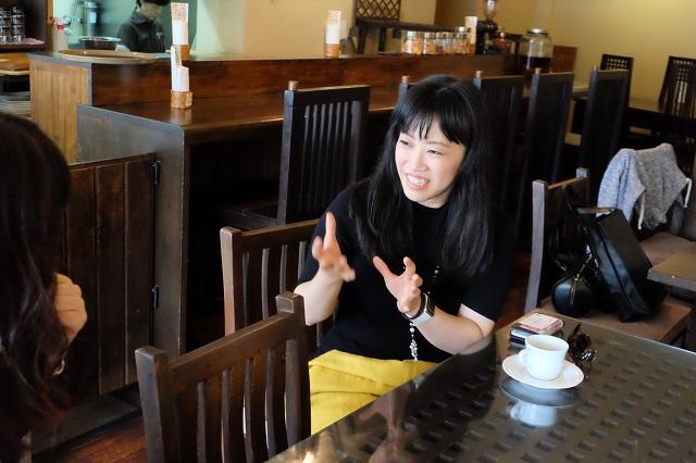 BONOcafeいばジャル座談会吉川さんDSCF0295