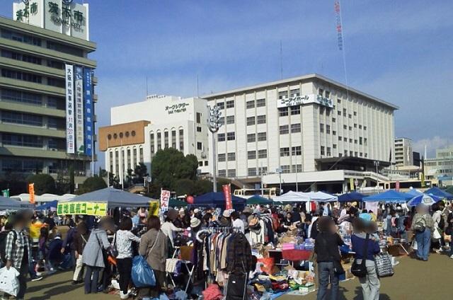 フリーマーケットFOR平和・福祉フェスティバル
